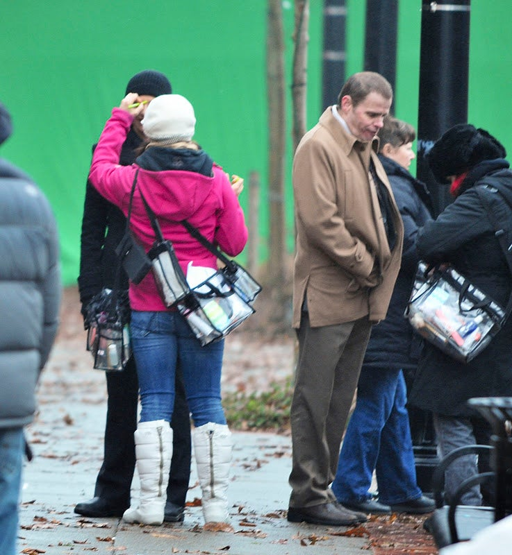 Fringe Set Photos