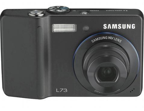 Samsung L73 Digicam Can Spot Faces