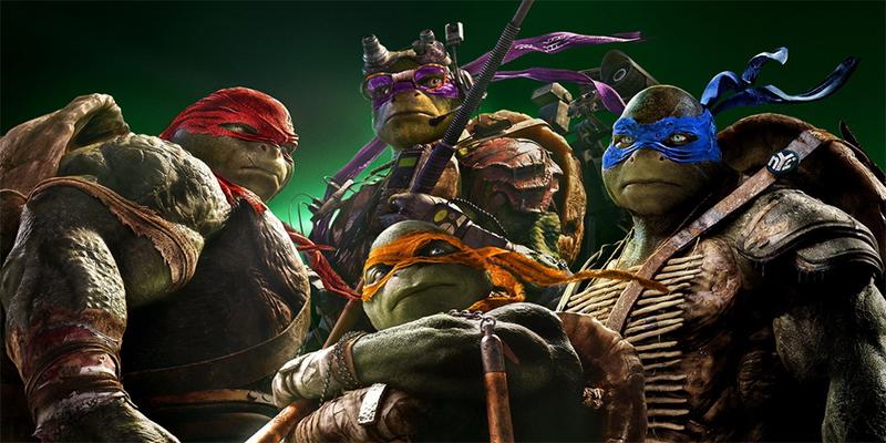Let's Talk About The Teenage Mutant Ninja Turtles Movie