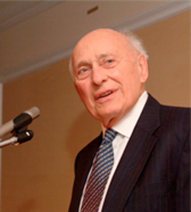 'Mr. Public Health' Lester Breslow Dies At 97; Heed His Advice