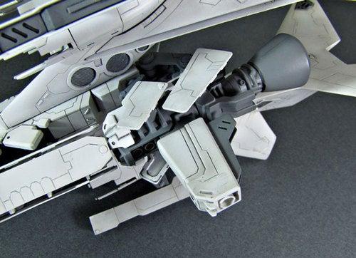 Japanese Shooter Model Kit Aims Straight For Your Desktop
