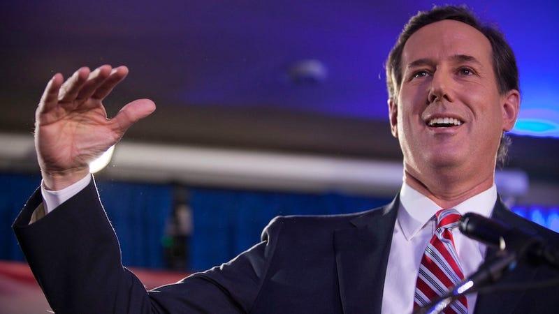 Rick Santorum Uses Mandela's Death To Compare Obamacare to Apartheid