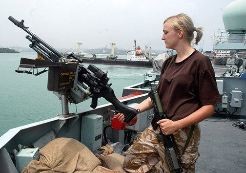 British Navy Fighting Somali Pirates With...Email?