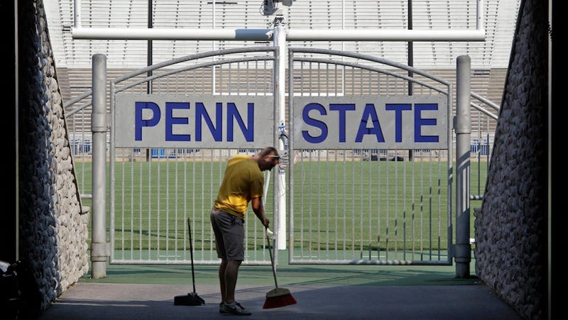 Joe Paterno/Penn State Defenders: Here's Your Chance To Make Your Case