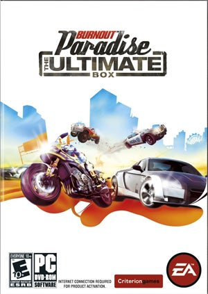 Burnout Paradise Ultimate Box For February