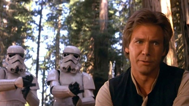 Harrison Ford to play Han Solo again; why does this make us sad?