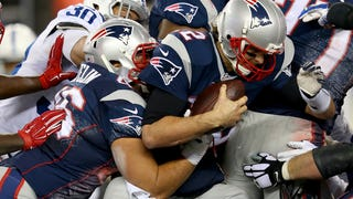 Why Those Statistics About The Patriots' Fumbles Are Mostly Junk