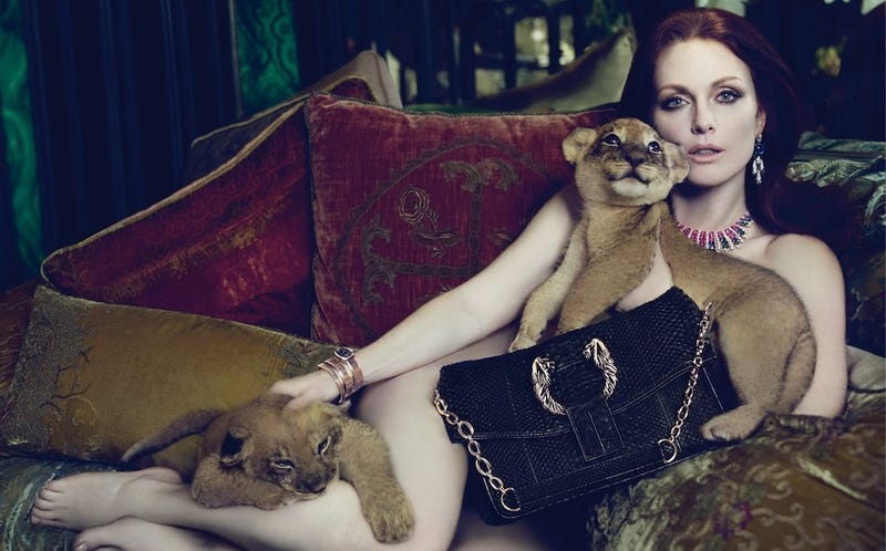 Julianne Moore perfectly cast in The Hunger Games: Mockingjay