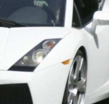 Spy Photos: Lamborghini Gallardo with V8?