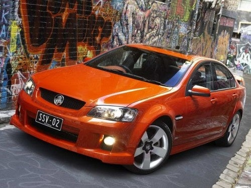 46% Of Australia's Impounded Hoon Cars Are Holdens