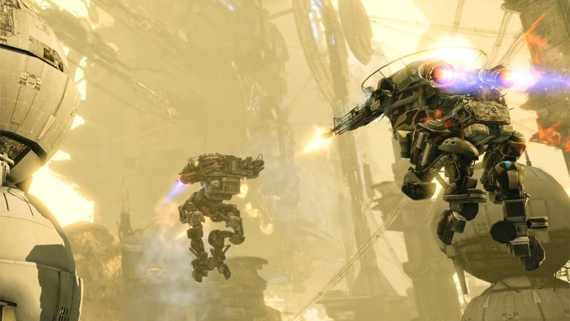 Hawken is Everything I Ever Wanted in a Mech Shooter