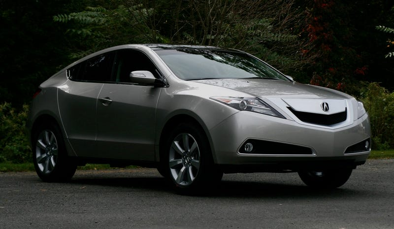 2010 Acura ZDX: First Drive