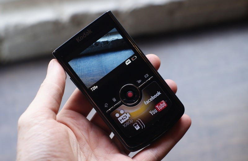 Kodak Zi8 1080p Pocket Camcorder Review: Your Move, Flip