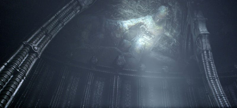 Two New Shots From Prometheus