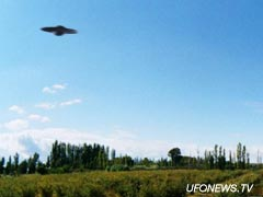 Alien Swarms Descend On Camera-Happy Argentina