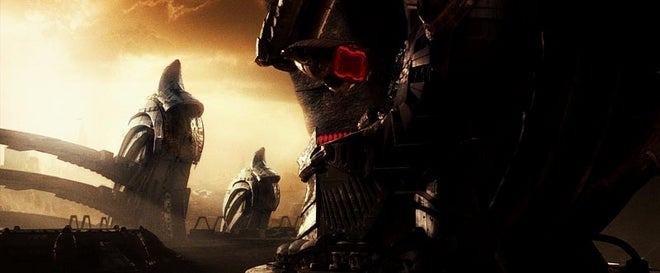 First Shot Of Predator Homeworld
