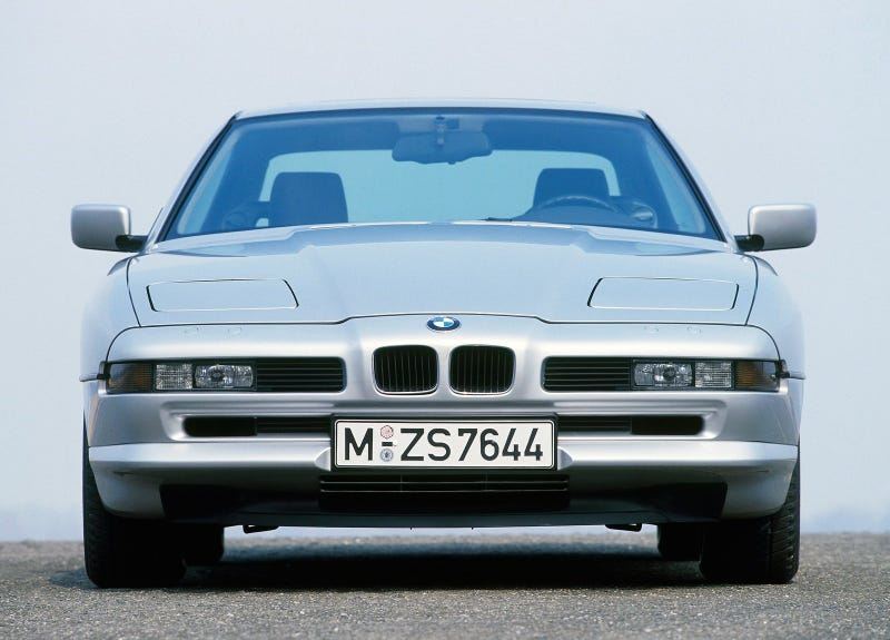 The 8-Series Was One Of BMW's Best Failed Experiments