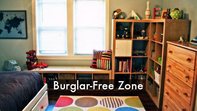 The Best Spot to Hide Valuables May Be Your Kid's Room (and Other Tips from Burglars)