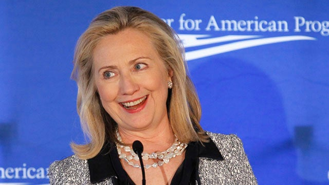 Hillary Insists She Isn't Running For President In 2016, Or Ever