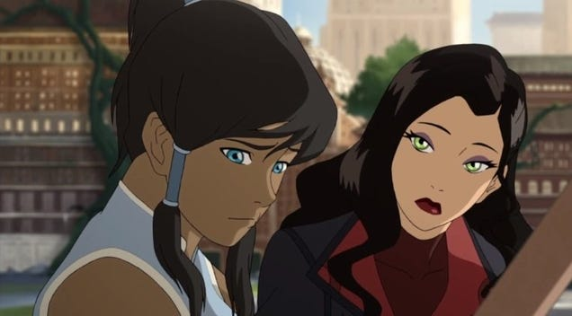Now THIS Is How The Legend Of Korra Really Should Have Ended