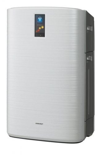 Sharp KC-C100, C150 Purify and Humidify Your Air Stylishly