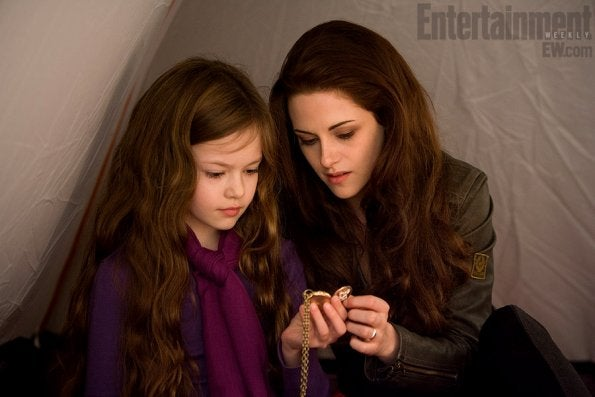 Twilight Breaking Dawn Pt. 2 Production Stills