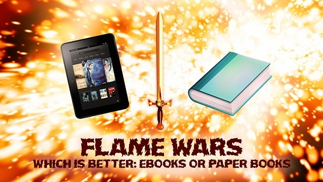 Which is Better: Ebooks or Paper Books?
