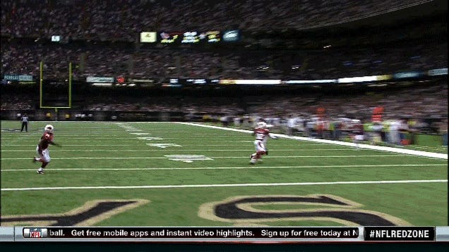 Tyrann Mathieu Returns To Louisiana, Gets First NFL Interception
