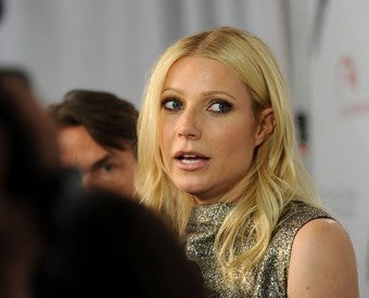 Do Not Be Threatened When Gwyneth Paltrow Cries