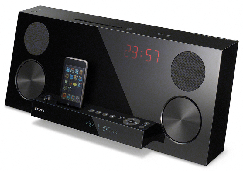Sony's Super iPod Dock Appears in Leaked Photos Looking Pretty Nice