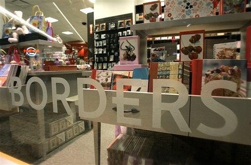 Major Borders shareholder hopes for Amazon.com buyout