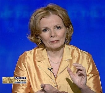 Peggy Noonan Terrified of Rage Monkeys, Facebook Jockeys, and Other Youths