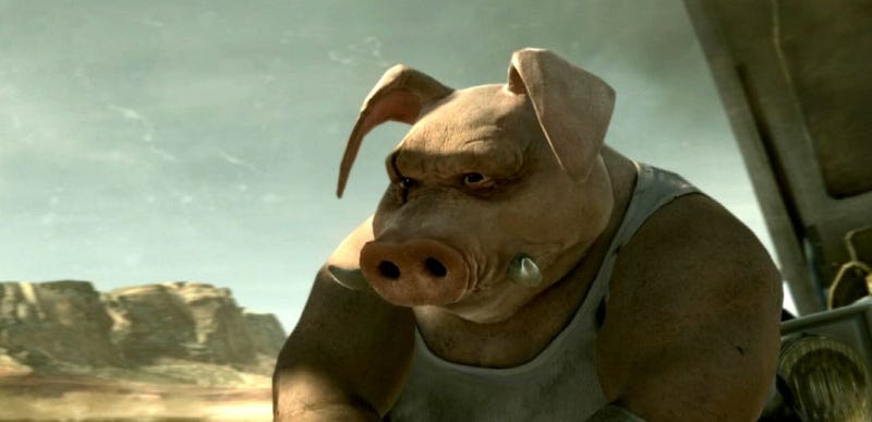 Beyond Good & Evil 2, I Am Alive Still In Development