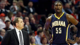 Roy Hibbert And The Indiana Pacers Are Headed For A Messy Divorce