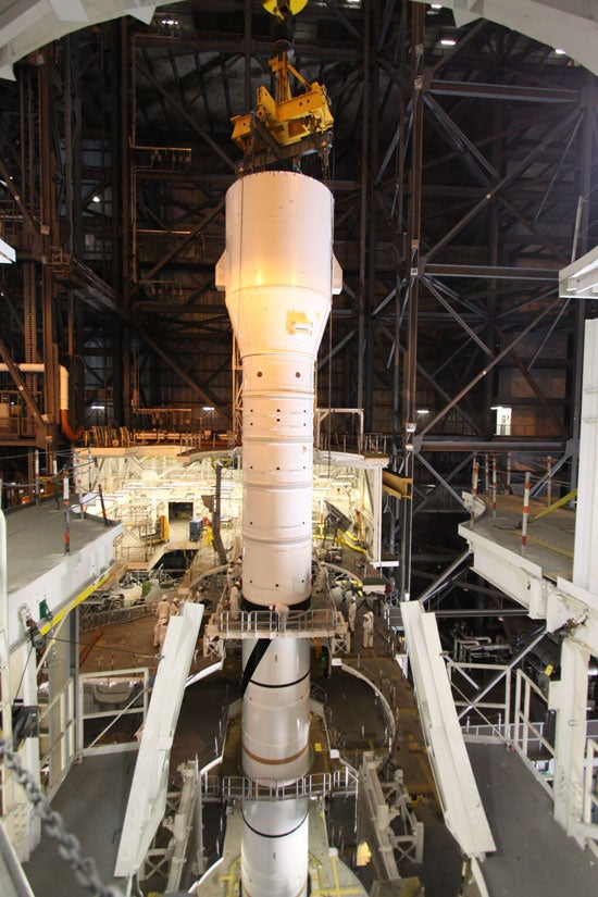 THIS Is One of the Biggest Rockets You've Ever Seen