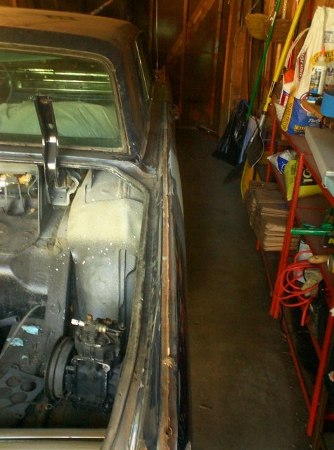 Personal Project Car: 1964 Lincoln Continental