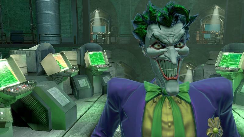 DC Universe Online - Opening The Door