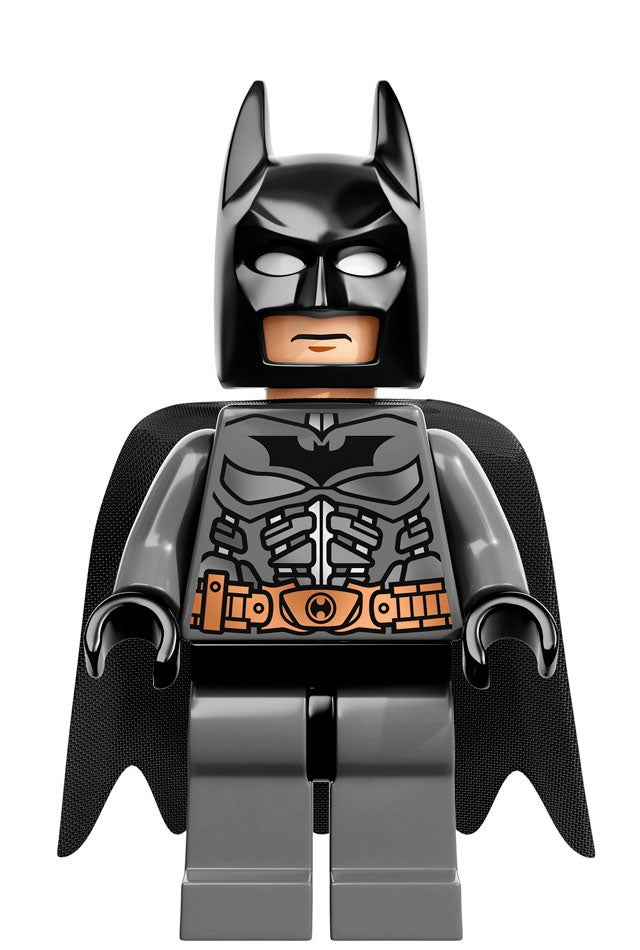 There's Official Dark Knight Rises LEGO, And It's Pretty Great