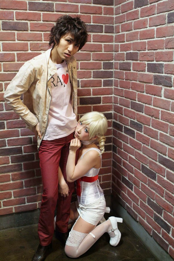 The Best Catherine Cosplay Just Got Better