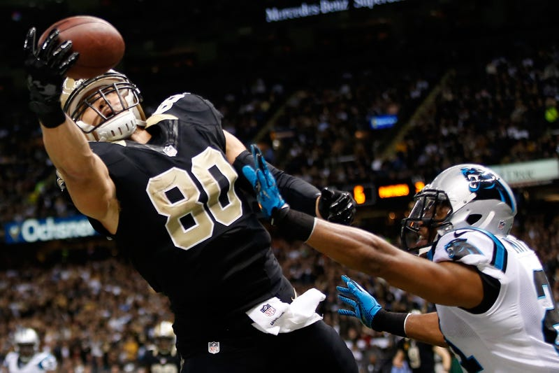 Arbitrator Rules Jimmy Graham A Tight End, Costing Him $5.3 Million