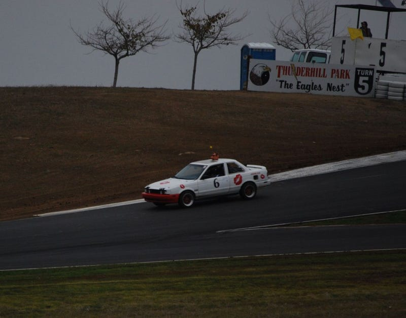 24 Hours Of LeMons Arse Freeze-A-Palooza Über Gallery: Awesome Datsuns, Driven Nissans