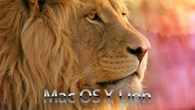 Mac OS X Lion Is Available Now
