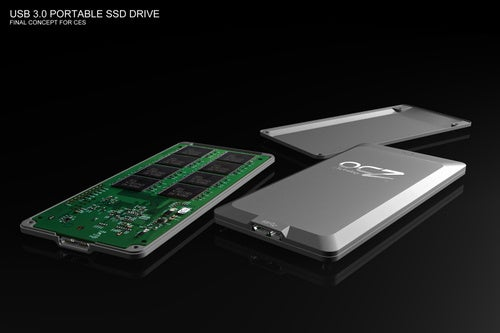 OCZ's External SSD Now Comes In USB 3.0 Variety