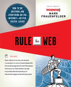 Find out how to do anything online with Rule the Web