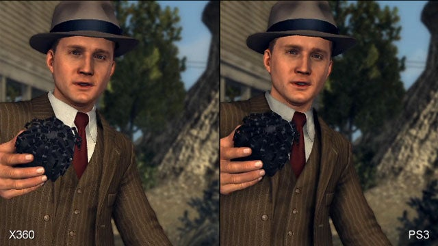 Which Console Does L.A. Noire Better?