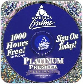 Those Annoying Promotional CDs Cost AOL a Ton of Money