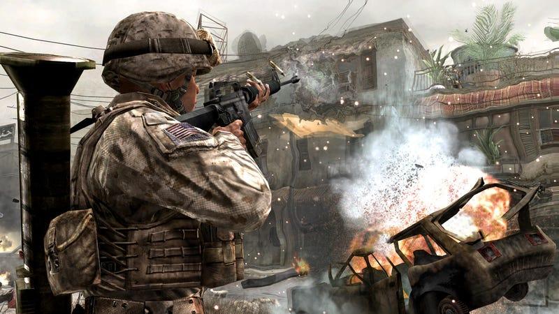 Death Threats Follow Small Call Of Duty Tweak