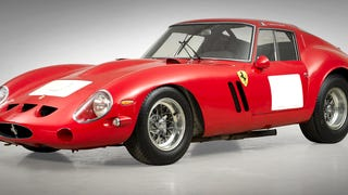 Cheap-Ass Ferrari 250 GTO Sells For Just $38 Million