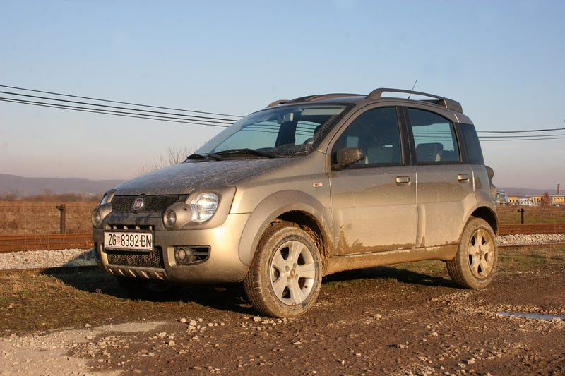 Fiat Panda, one of the most fun press cars I've ever driven