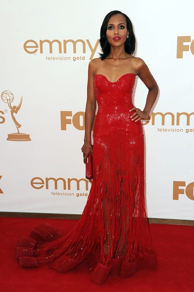 Blood on the Carpet: Highlights of Emmys Fashion